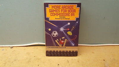 More Arcade Games For Your Commodore 64 Brett Hale Foreword By Tim Hartnell