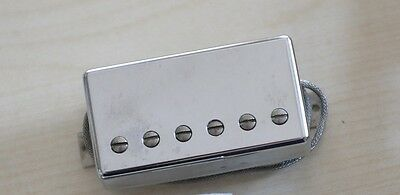 Gibson originale pickup 498T CHROME QUICK CONNECT