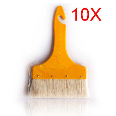 Quality S 98 MM Paint Delicate Straight Shank Wool Brush Wholesale Lots 10 PCS