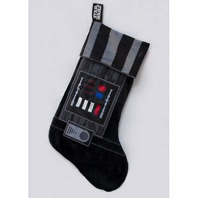 Star Wars Darth Vader Fleece Christmas Stocking