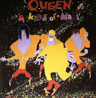 QUEEN - A Kind Of Magic (halfspeed mastered) - Vinyl (LP)