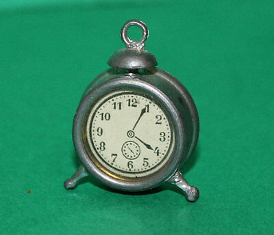 Vintage Dolls House German Alarm Clock
