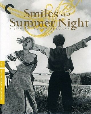 Smiles of a Summer Night [Criterion Collection] (2011, Blu-ray New)