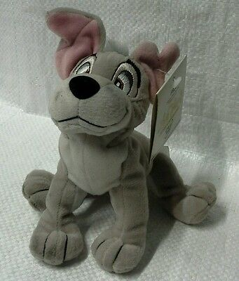 Scamp from Disney Lady and the Tramp soft beanie plush toy