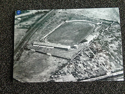 """ABERDARE ATHLETIC  Aerial view from plane 1920s ?  6""""x4""""  Photo REPRINT"""