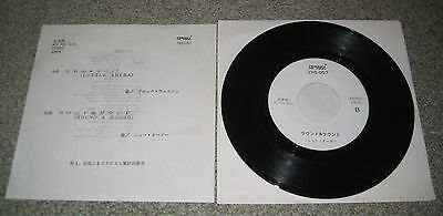 NEW ORDER Japan PROMO ONLY official 7 inch single JOY DIVISION not mint YPS-057