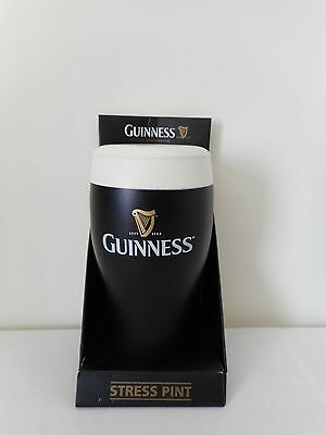 Guinness Stress Pint - Official Product - Novelty Gift - New