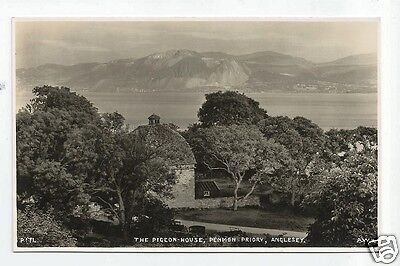 DBD Early Postcard, Pigeon House, Penmon Priory, Anglesey