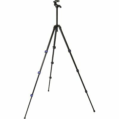 Fancier WF-532BT 4-Section Camera Tripod w/ Head 532