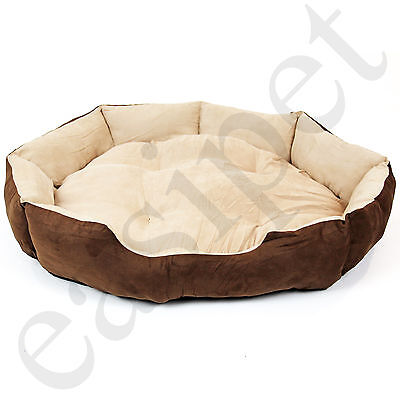 Extra Large Dog Bed Washable Pet Cushion Pillow Warm Suede Lining XL Easipet