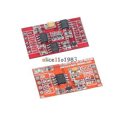 TLC5615/18 10bit 12bit DAC Module Sine Wave Generator High Speed Serial Port