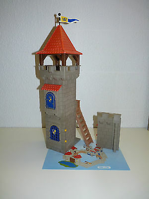 Playmobil 3268 7761 Tower Extension NEU NEW!!!! WITH BUILDING INSTRUCTIONS!!!!