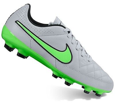 Nike NEW Kid Youth 3 JR TIEMPO GENIO Soccer Cleats Shoes