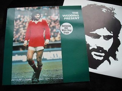 The Wedding Present - George Best LP + Inner 1987 LEEDS 1