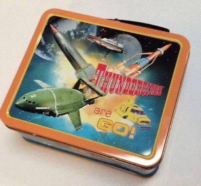 Thunderbirds Are Go Lunch Box Tin Tote!