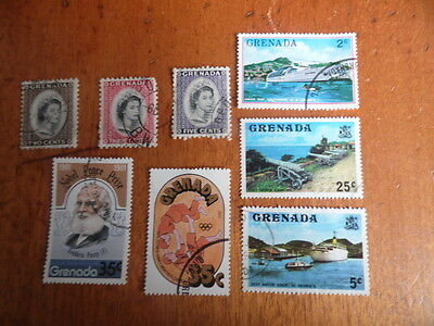 Grenada ~ Mixed Used ~ Lot 5