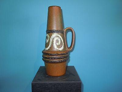 Vintage 1970s  West German   Vase -  Impressive piece   L@@K