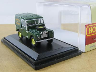 Hornby Skale Autos 00 Gauge R.7030 Hard Top Land Rover Track Accessory VGC BOXED