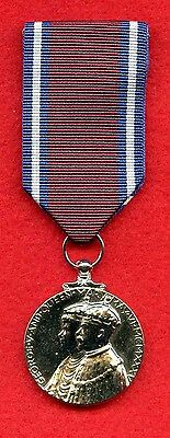 King George V. Silver Jubilee 1935 medal copy