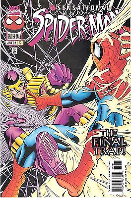 The Sensational Spider-man #12 Marvel Comics Trapster Paste Pot Pete Josh Hood!!