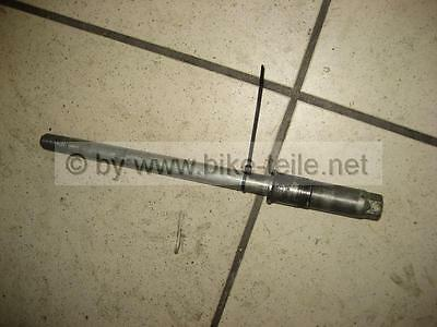 Suzuki Burgman On 400, Typ Wvau, Thru-Axle Front