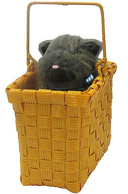 Wizard of Oz Toto in the Basket Halloween Costume Accessory