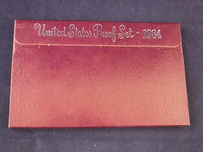 United States Proof Coin Year Set 1984.