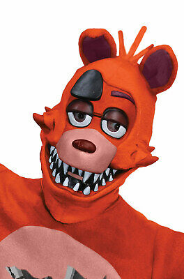 Five Nights at Freddy's Foxy Adult 3/4 Mask