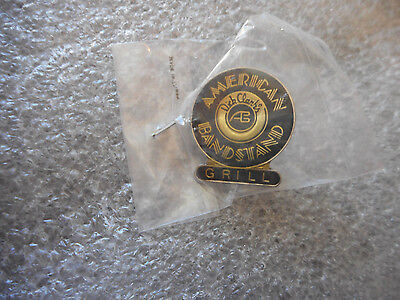 Dick Clark's American Bandstand Grill Pin