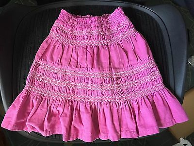 United colors of Benetton girl's skirt size XXS 2 years