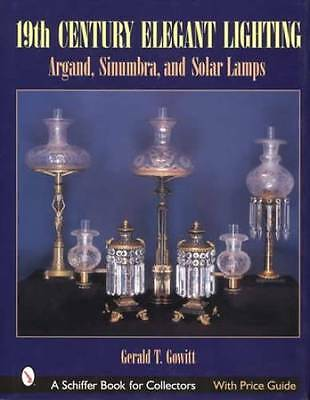 19th Century Lighting: Argand, Sinumbra & Solar Lamps