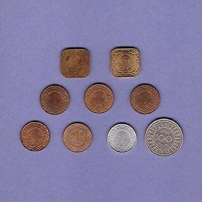 Suriname - Coin Collection Lot - World/Foreign/South America