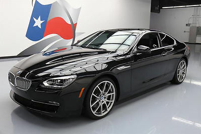 2013 BMW 6-Series  2013 BMW 650I COUPE HTD SEATS SUNROOF NAV REAR CAM 27K #W20134 Texas Direct Auto