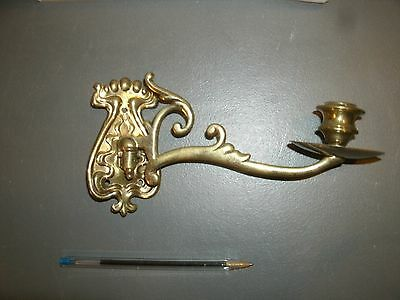 Antique Ornate Wall Sconce Candle Holder Steampunk Industrialwall Art ..