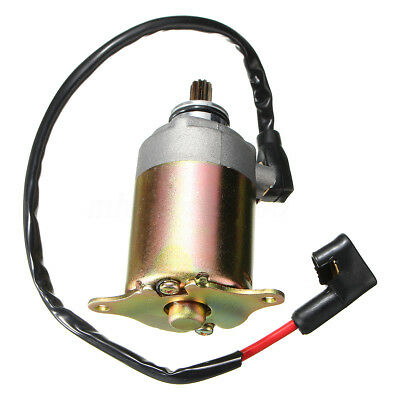Electric Starter Motor For 150cc 125cc GY6 4 Stroke Scooter ATV Moped Chinese