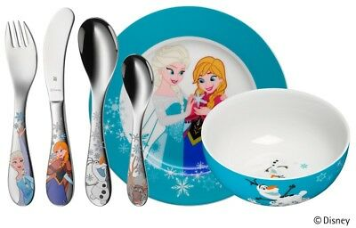 WMF Disney Frozen Kinderbesteck Set 6 (1286009964)