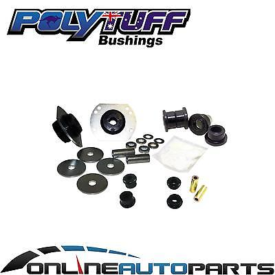 Radius Strut Rod Z Bar Caster Front Arm Bushes Kit Holden VT VX VU VY VZ 1997-06