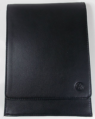 Vw Polo 9N Leather Owners Manual Handbook Service Schedule Book Wallet 09/05