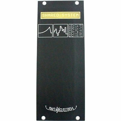 Make Noise 10hp Blank Panel (for Shared System)