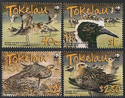 Tokelau 2007 - Mi-Nr. 368-371 ** - MNH - Vögel / Birds