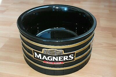 Magners Cider commercial bar top ice bucket.NEW