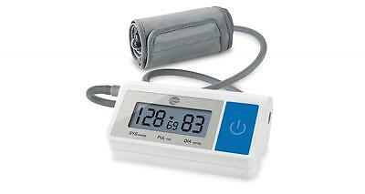 Avsl 456.100 Extra Large LCD Display Upper Arm Blood Pressure Monitor - White