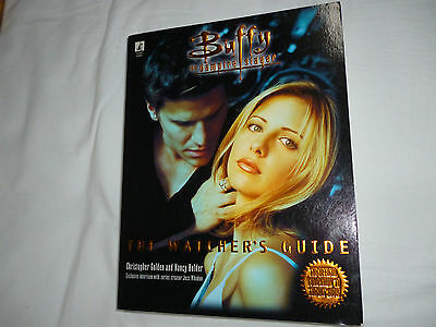 Buffy the Vampire Slayer - The Watchers Guide (PB, 1998)