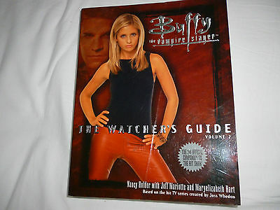 Buffy the Vampire Slayer - The Watchers Guide Vol.2 (PB, 2000)