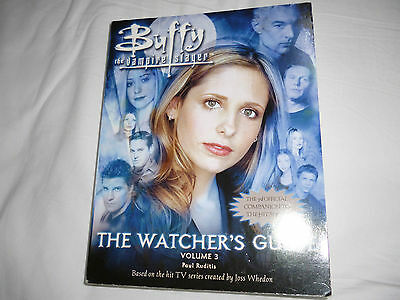 Buffy the Vampire Slayer - The Watchers Guide Vol.3 (PB, 2004)