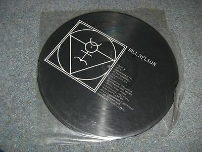 "Bill Nelson - Acceleration Uk 12"" Picture Disc"