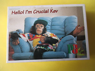 Pg Tips**secret Diary Of Kevin Tipps**set Of 50 Cards