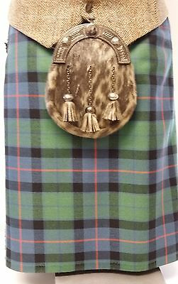 Made 2 Measure Flower Of Scotland 8 Yard Wool Kilt Only Made In Scotland Sale
