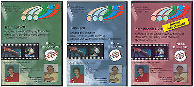 IPAT - ALL THREE DVDs - LEVELS 1-2-3 Beginning to Advanced - Hohmann - IMPROVE!