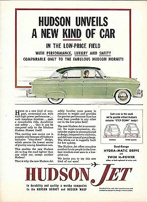 Old Hudson Unveils A New Kind Of Car Ad